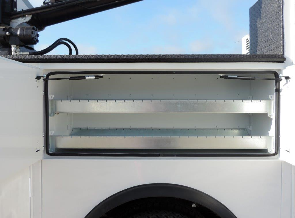 2019 Ram 5500 Regular Cab DRW 4x4,  Palfinger PAL Pro 43 Mechanics Body #535516 - photo 23