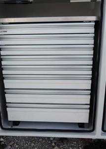 2019 Ram 5500 Regular Cab DRW 4x4,  Palfinger PAL Pro 43 Mechanics Body #535516 - photo 16