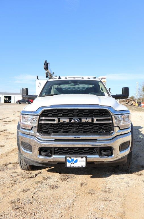 2019 Ram 5500 Regular Cab DRW 4x4, Palfinger PAL Pro 43 Mechanics Body #535519 - photo 3