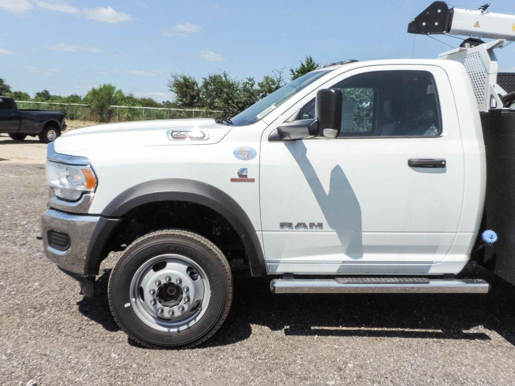 2019 Ram 5500 Regular Cab DRW 4x4,  Palfinger PAL Pro 39 Mechanics Body #535521 - photo 3