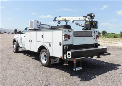 2019 Ram 5500 Regular Cab DRW 4x4,  Palfinger PAL Pro 39 Mechanics Body #535521 - photo 2