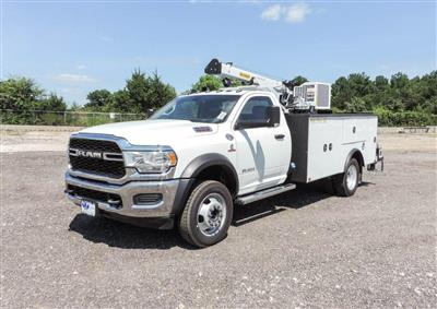 2019 Ram 5500 Regular Cab DRW 4x4,  Palfinger PAL Pro 39 Mechanics Body #535521 - photo 1