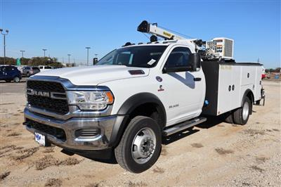 2019 Ram 5500 Regular Cab DRW 4x4, Palfinger PAL Pro 39 Mechanics Body #535522 - photo 5