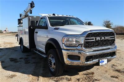 2019 Ram 5500 Regular Cab DRW 4x4, Palfinger PAL Pro 39 Mechanics Body #535522 - photo 2