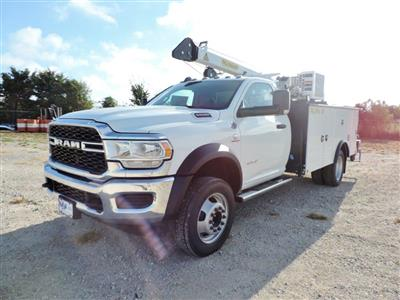 2019 Ram 5500 Regular Cab DRW 4x4,  Palfinger PAL Pro 43 Mechanics Body #535524 - photo 4