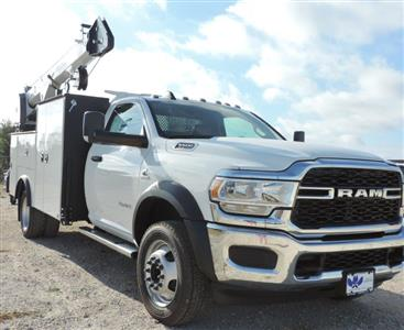 2019 Ram 5500 Regular Cab DRW 4x4,  Palfinger PAL Pro 43 Mechanics Body #535524 - photo 1