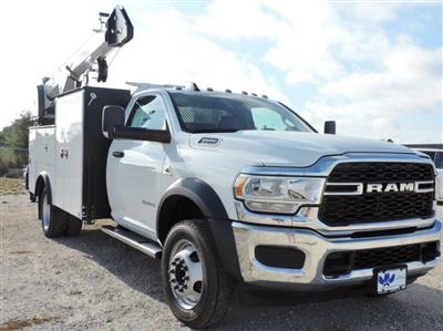 2019 Ram 5500 Regular Cab DRW 4x4,  Palfinger PAL Pro 43 Mechanics Body #535524 - photo 6
