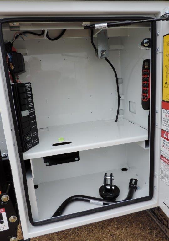 2019 Ram 5500 Regular Cab DRW 4x4,  Mechanics Body #535529 - photo 13