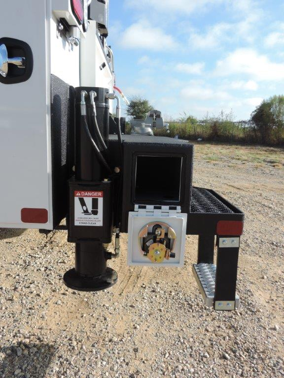 2019 Ram 5500 Regular Cab DRW 4x4, Palfinger PAL Pro 39 Mechanics Body #535530 - photo 11