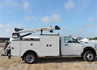 2019 Ram 5500 Regular Cab DRW 4x4,  Palfinger PAL Pro 39 Mechanics Body #535530 - photo 9