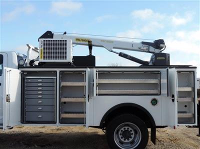 2019 Ram 5500 Regular Cab DRW 4x4, Palfinger PAL Pro 39 Mechanics Body #535530 - photo 18
