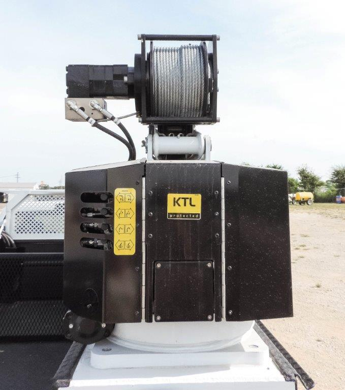 2019 Ram 5500 Regular Cab DRW 4x4,  Palfinger Mechanics Body #535539 - photo 19