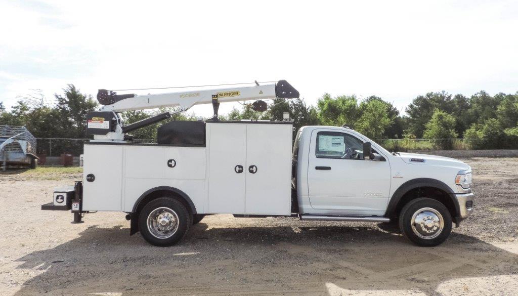 2019 Ram 5500 Regular Cab DRW 4x4,  Palfinger Mechanics Body #535539 - photo 22