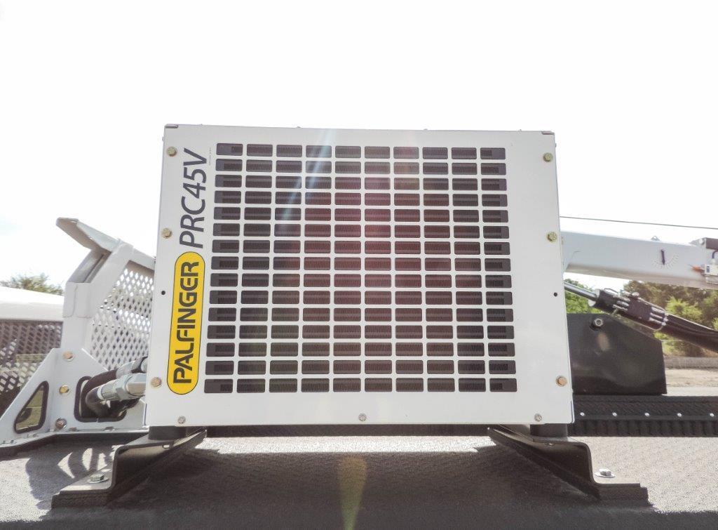 2019 Ram 5500 Regular Cab DRW 4x4,  Palfinger Mechanics Body #535539 - photo 6