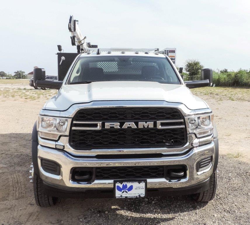 2019 Ram 5500 Regular Cab DRW 4x4,  Palfinger Mechanics Body #535539 - photo 36