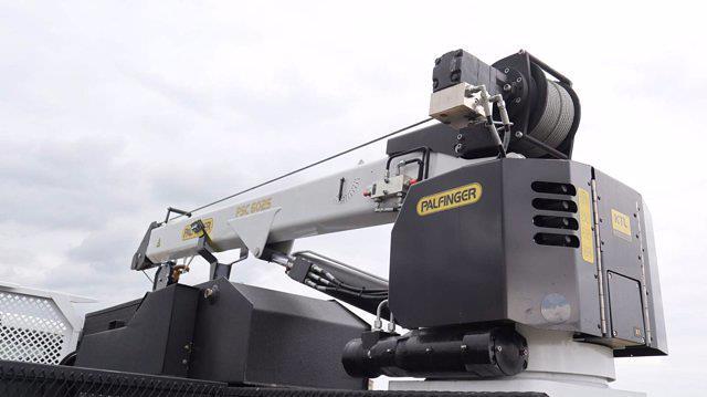 2021 Ram 5500 Regular Cab DRW 4x4, Palfinger PAL Pro 39 Mechanics Body #538704 - photo 15