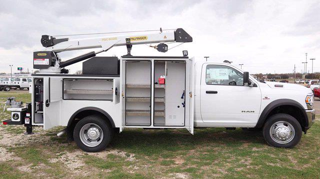2021 Ram 5500 Regular Cab DRW 4x4, Palfinger PAL Pro 39 Mechanics Body #538704 - photo 36