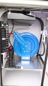 2021 Ram 5500 Regular Cab DRW 4x4, Palfinger PAL Pro 39 Mechanics Body #538704 - photo 31