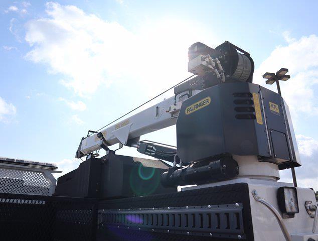 2021 Ram 5500 Regular Cab DRW 4x4,  Palfinger PAL Pro 39 Mechanics Body #538713 - photo 12