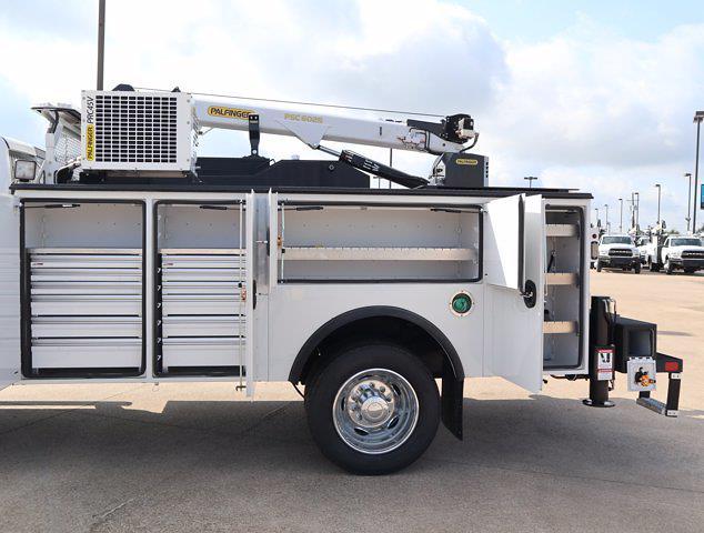 2021 Ram 5500 Regular Cab DRW 4x4,  Palfinger PAL Pro 39 Mechanics Body #538713 - photo 24