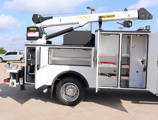 2021 Ram 5500 Regular Cab DRW 4x4,  Palfinger PAL Pro 39 Mechanics Body #538713 - photo 33