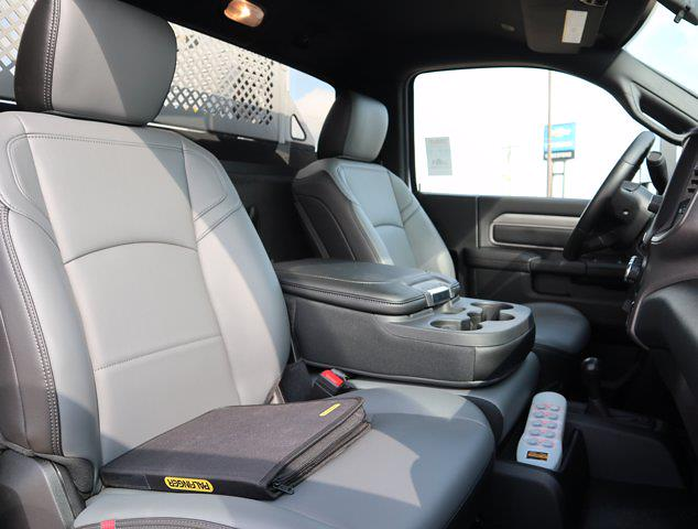 2021 Ram 5500 Regular Cab DRW 4x4,  Palfinger PAL Pro 39 Mechanics Body #538713 - photo 57
