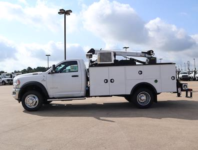 2021 Ram 5500 Regular Cab DRW 4x4,  Palfinger PAL Pro 39 Mechanics Body #538713 - photo 6