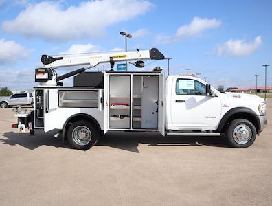 2021 Ram 5500 Regular Cab DRW 4x4,  Palfinger PAL Pro 39 Mechanics Body #538713 - photo 32