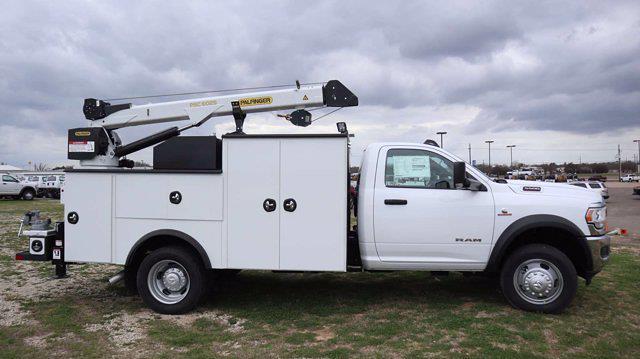 2021 Ram 5500 Regular Cab DRW 4x4, Palfinger PAL Pro 39 Mechanics Body #562115 - photo 17