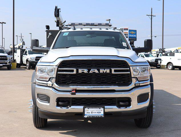 2021 Ram 5500 Regular Cab DRW 4x4,  Palfinger PAL Pro 39 Mechanics Body #586157 - photo 4