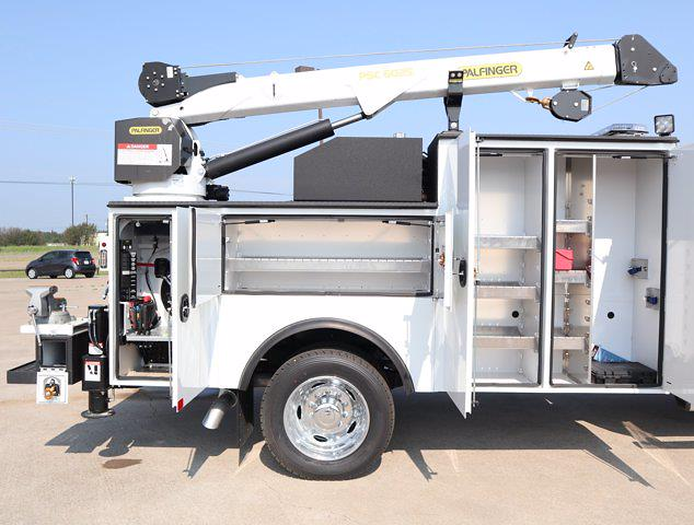 2021 Ram 5500 Regular Cab DRW 4x4,  Palfinger PAL Pro 39 Mechanics Body #586157 - photo 33
