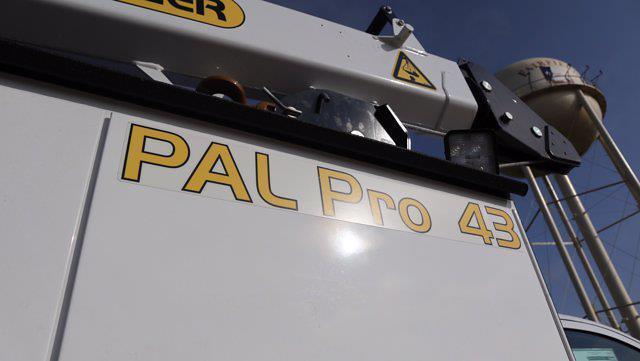 2021 Ram 5500 Regular Cab DRW 4x4, Palfinger PAL Pro 43 Mechanics Body #599053 - photo 12