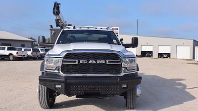 2021 Ram 5500 Regular Cab DRW 4x4, Palfinger PAL Pro 43 Mechanics Body #599053 - photo 3