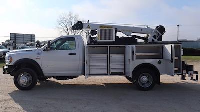 2021 Ram 5500 Regular Cab DRW 4x4, Palfinger PAL Pro 43 Mechanics Body #599053 - photo 25