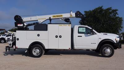 2021 Ram 5500 Regular Cab DRW 4x4, Palfinger PAL Pro 43 Mechanics Body #599053 - photo 9