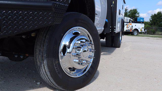 2021 Ram 5500 Regular Cab DRW 4x4, Palfinger PAL Pro 43 Mechanics Body #599054 - photo 10