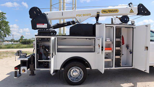 2021 Ram 5500 Regular Cab DRW 4x4, Palfinger PAL Pro 43 Mechanics Body #599054 - photo 24