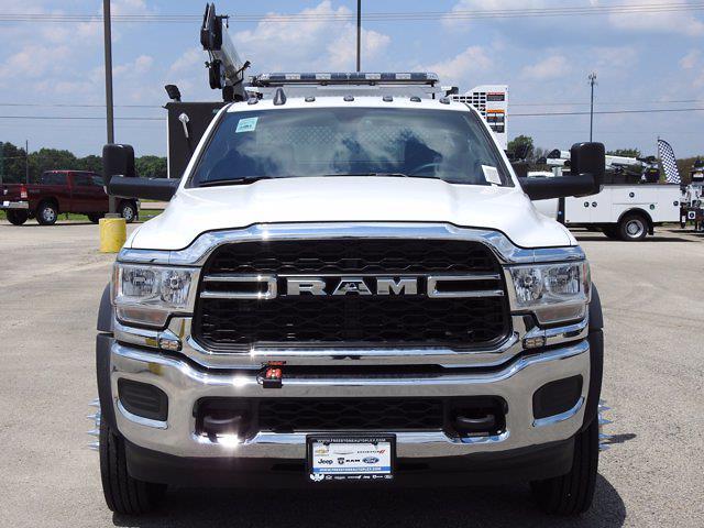 2021 Ram 5500 Regular Cab DRW 4x4, Palfinger PAL Pro 39 Mechanics Body #599055 - photo 4