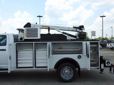 2021 Ram 5500 Regular Cab DRW 4x4, Palfinger PAL Pro 39 Mechanics Body #599055 - photo 18