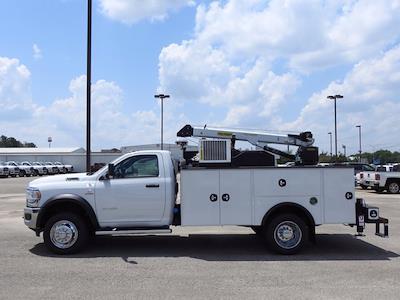 2021 Ram 5500 Regular Cab DRW 4x4, Palfinger PAL Pro 39 Mechanics Body #599055 - photo 8