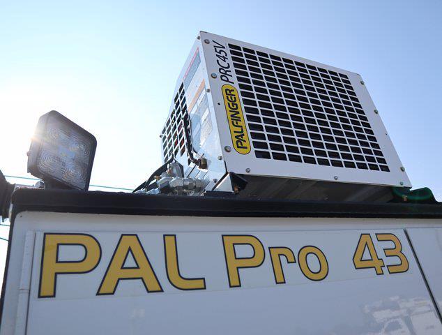 2021 Ram 5500 Regular Cab DRW 4x4,  Palfinger PAL Pro 43 Mechanics Body #599056 - photo 32