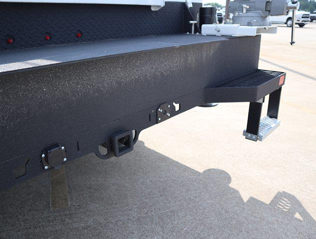2021 Ram 5500 Regular Cab DRW 4x4,  Palfinger PAL Pro 43 Mechanics Body #599058 - photo 10