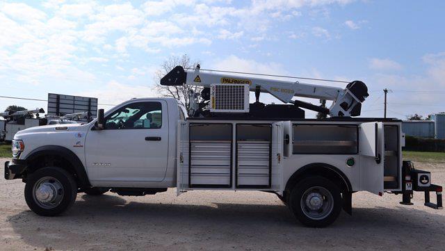 2021 Ram 5500 Regular Cab DRW 4x4, Palfinger PAL Pro 43 Mechanics Body #599059 - photo 17