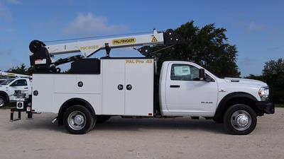 2021 Ram 5500 Regular Cab DRW 4x4, Palfinger PAL Pro 43 Mechanics Body #599059 - photo 9