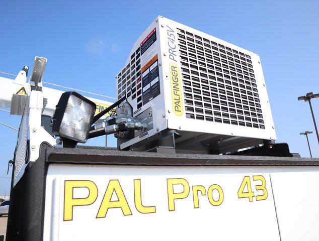 2021 Ram 5500 Regular Cab DRW 4x4,  Palfinger PAL Pro 43 Mechanics Body #599062 - photo 32