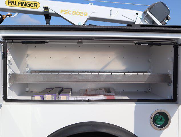 2021 Ram 5500 Regular Cab DRW 4x4,  Palfinger PAL Pro 43 Mechanics Body #599062 - photo 35