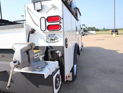 2021 Ram 5500 Regular Cab DRW 4x4,  Palfinger PAL Pro 43 Mechanics Body #599062 - photo 12