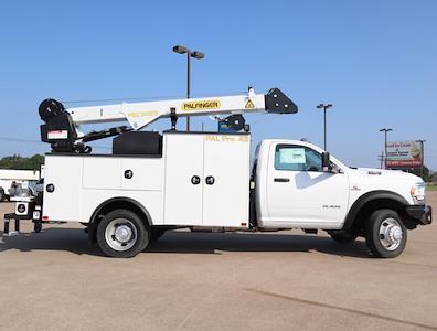 2021 Ram 5500 Regular Cab DRW 4x4,  Palfinger PAL Pro 43 Mechanics Body #599062 - photo 14