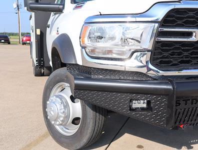 2021 Ram 5500 Regular Cab DRW 4x4,  Palfinger PAL Pro 43 Mechanics Body #599062 - photo 3