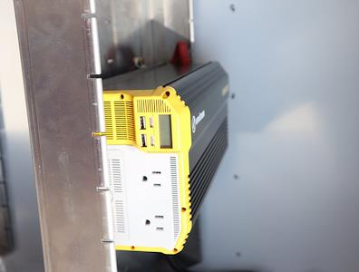 2021 Ram 5500 Regular Cab DRW 4x4,  Palfinger PAL Pro 43 Mechanics Body #599062 - photo 37